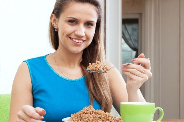 диета за 7 дней гречневая