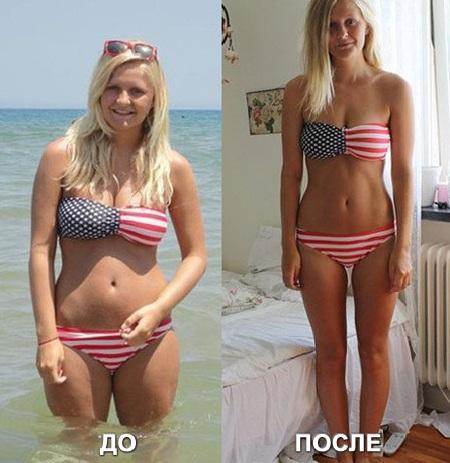 как быстро похудеть за день делая упражнения