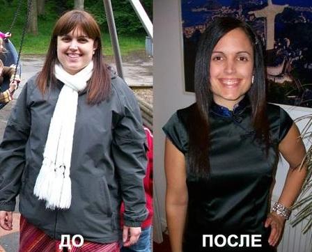 Гречневая диета до и после фото.