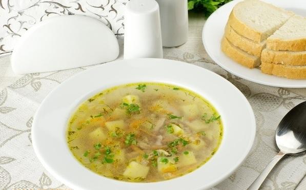вкусный рецепт гречневого супа
