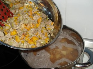 гречневый суп с говядиной рецепт фото 4