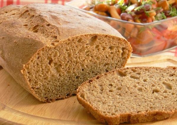 гречневый хлеб фото