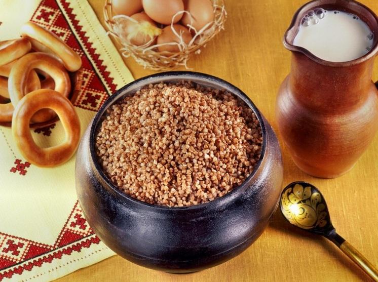 Сложне рецепты в простых картинках: как варить гречку вкусно и.