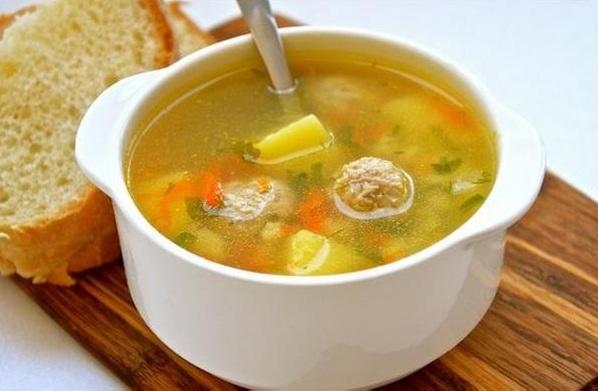 как варить гречневый суп с курицей фото