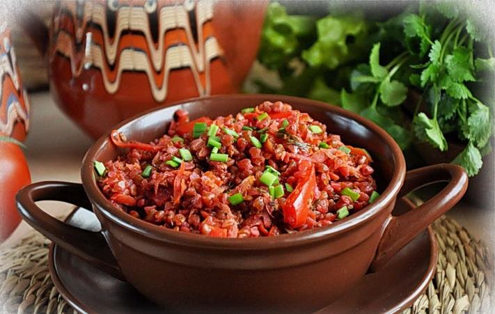 Гречневая каша: рецепт рассыпчатой каши с овощами, мясом и грибами и на молоке