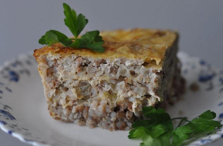 Запеканки из гречки рецепты с фото