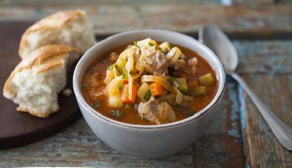 суп гречневый с курицей рецепт с фото