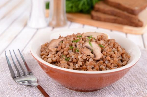 Кулинарные рецепты гречки с фото