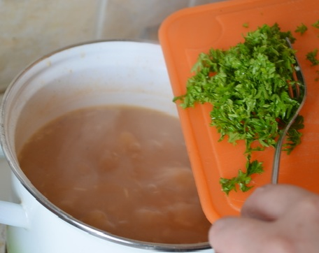 суп харчо рецепт с фото с гречкой