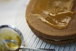 Как приготовить венское печенье с вареньем
