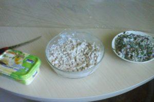 Салат пенек с опятами рецепт пошагово 128