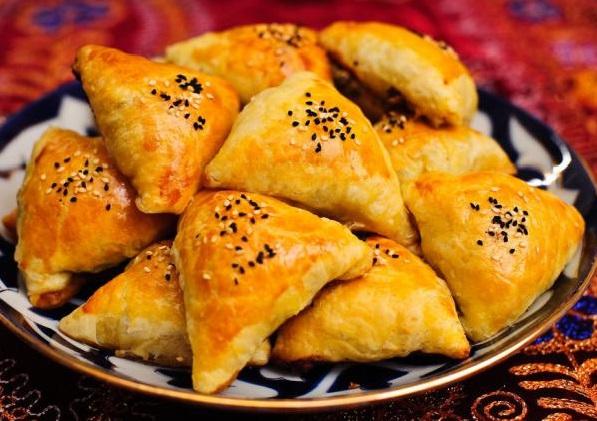 самса узбекская рецепт приготовления в домашних