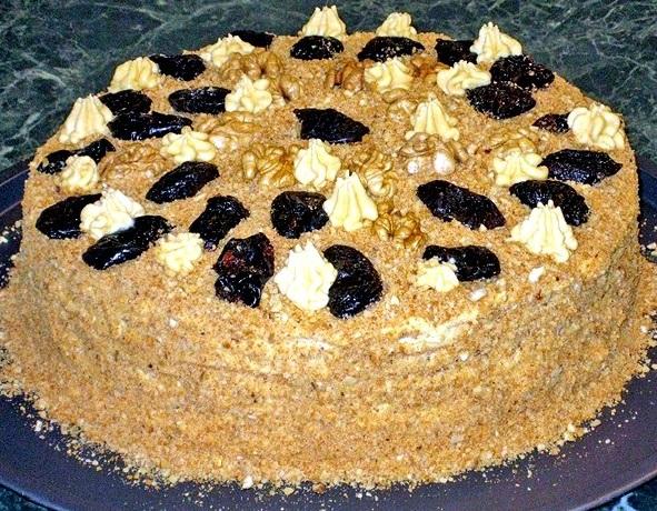 вкусный торт быстрого приготовления рецепт с фото