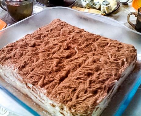 торт несквик рецепт с фото пошагово в домашних условиях