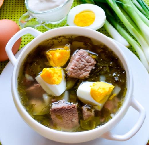 суп солянка домашняя рецепт приготовления в домашних условиях